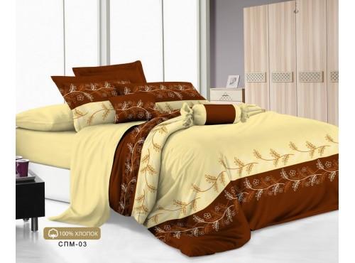 Постельное белье BUTTERFLY поплин дизайн № СПМ-03