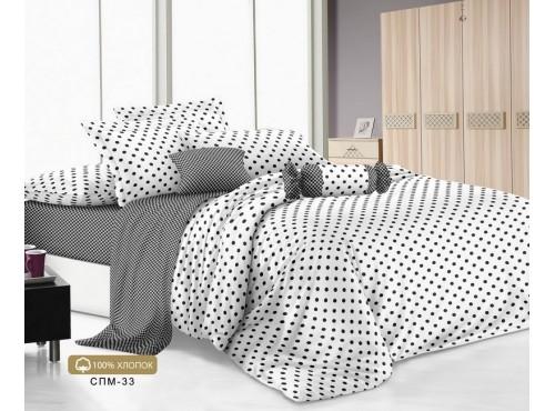 Постельное белье BUTTERFLY поплин дизайн № СПМ-33