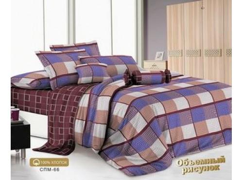 Постельное белье BUTTERFLY поплин дизайн № СПМ-66