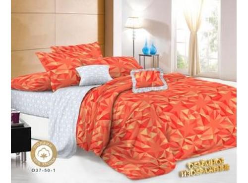 Постельное белье BUTTERFLY поплин дизайн № 50-1 ГРАНАТ