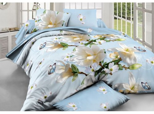 Постельное белье VERSAILLES Soft дизайн № 046